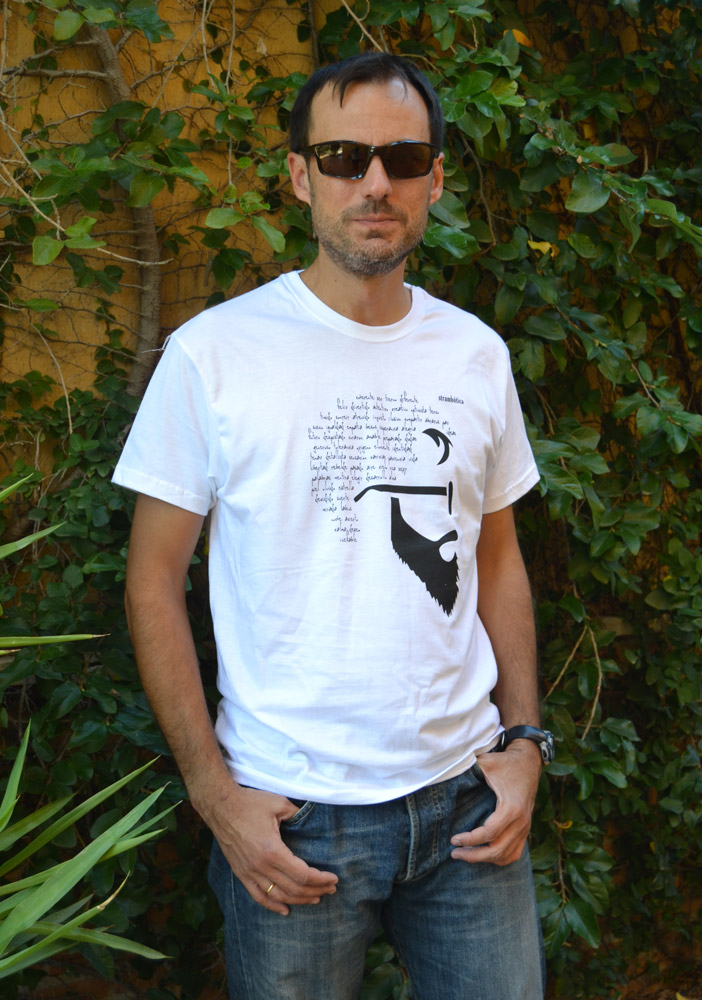 camiseta de hombre algodón orgánico