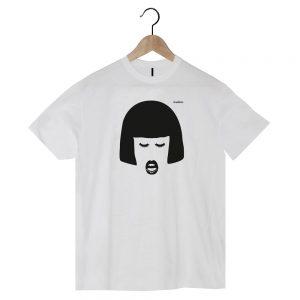 camiseta ecológica de algodón orgánico amber
