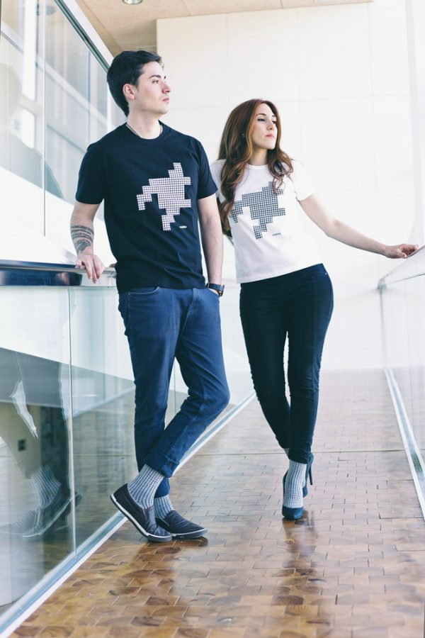 camiseta original regalo algodón orgánico