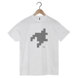 camiseta ecológica algodón orgánico patagallo