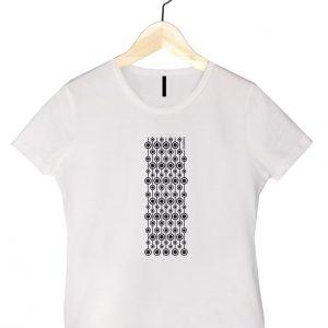 camiseta mujer de algodón orgánico ecológico