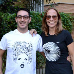 camiseta para regalo de algodón orgánico