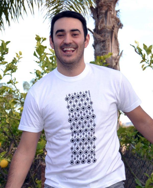 camiseta ecológica corti