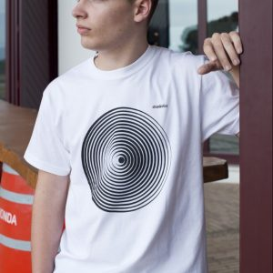 camiseta ecológica hombre Diana