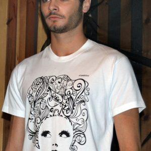 camiseta ecológica serendipia