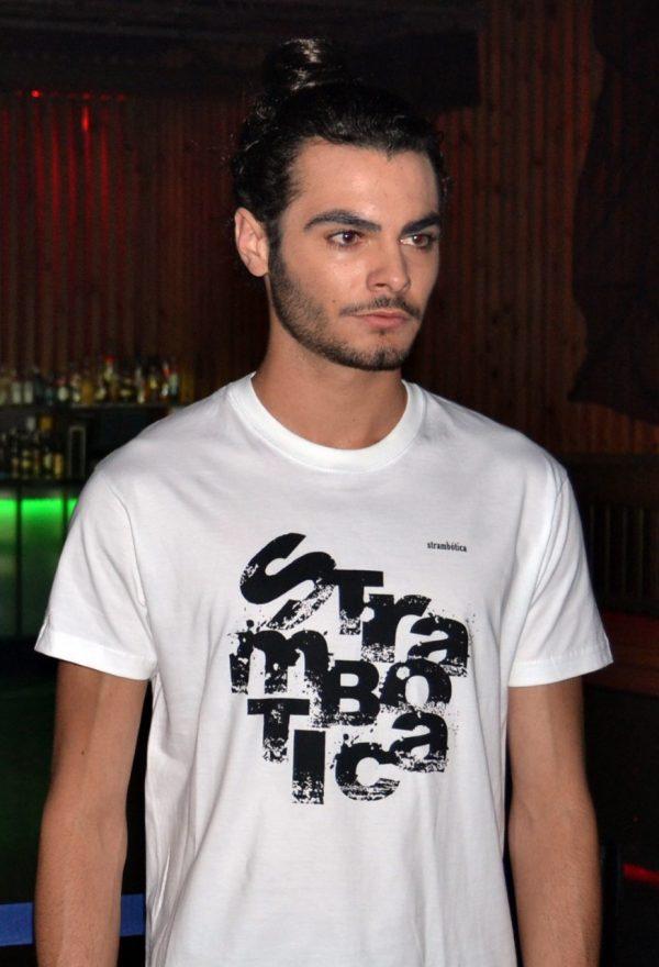 camiseta ecológica strambótica