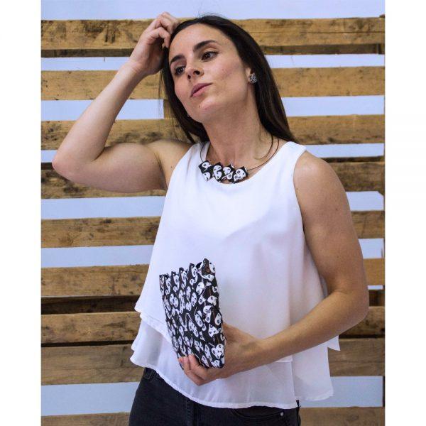 collar ecológico mujer olvido