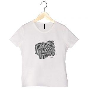 camiseta ecológica mujer scala