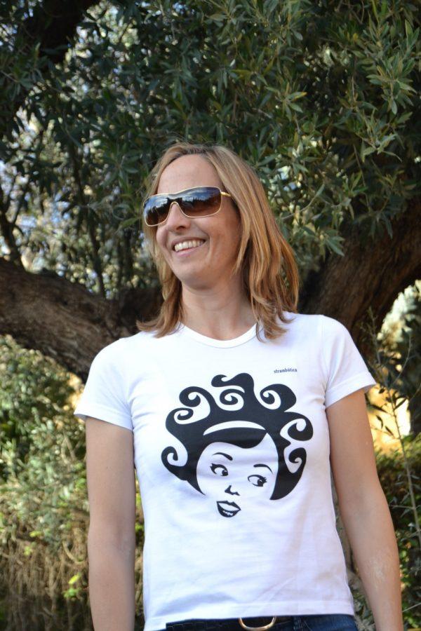 camiseta ecológica doris
