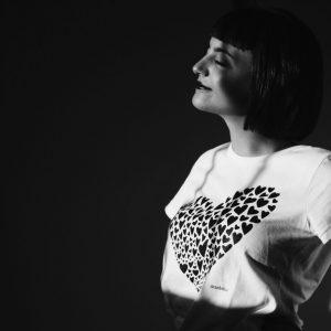 camiseta mujer ecologica valentina