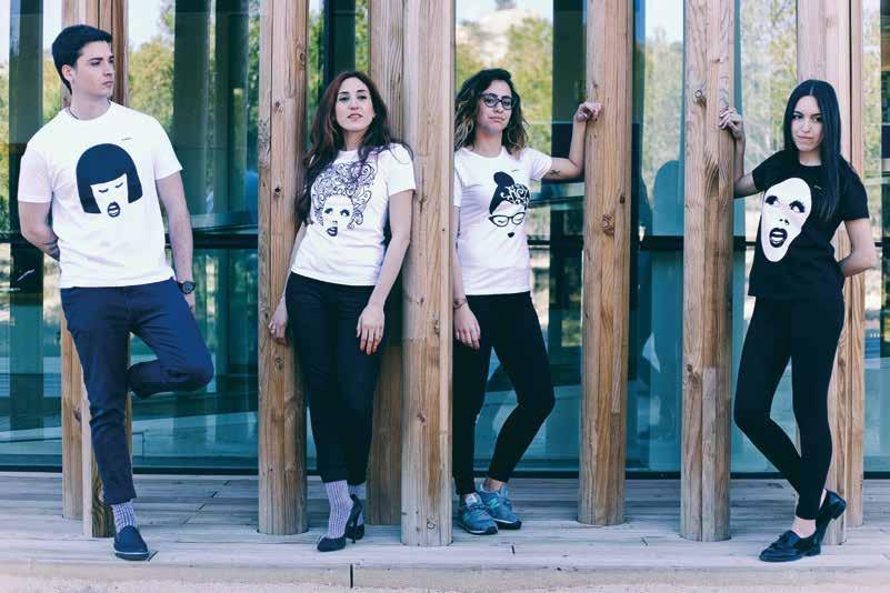 camisetas strambótica