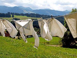 lavar ropa de forma ecológica