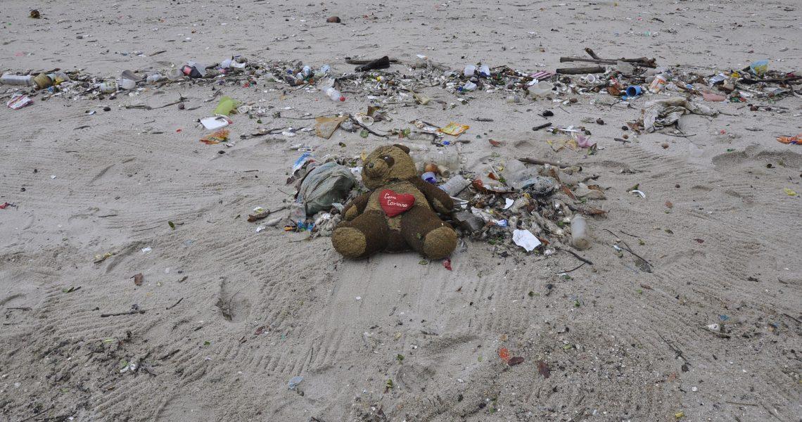 plastico en los oceanos