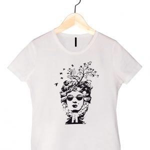 camiseta mujer bird