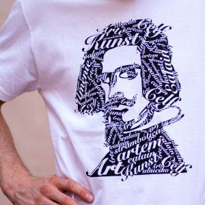 camiseta ecológica hombre art
