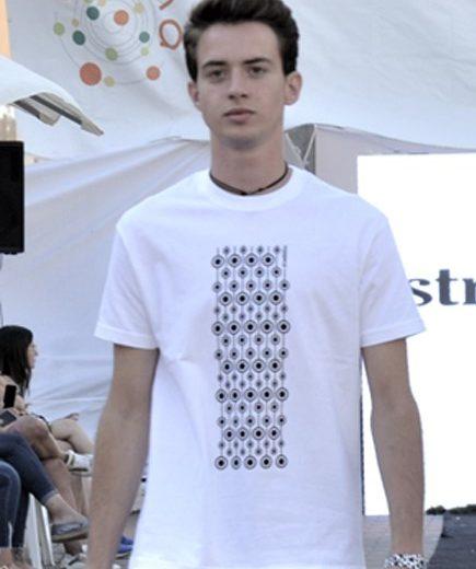 camiseta ecológica hombre corti