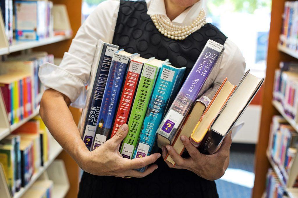 los libros de la vuelta al cole